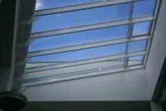 Alu Dachelemente für Geschäftsbereiche