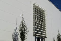 Alu Sonnenschutzlamellen elektrisch gesteuert