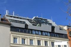 Dachgeschoßausbau Wien