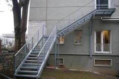 Hotel Daniel Stahl Fluchtstiege-1